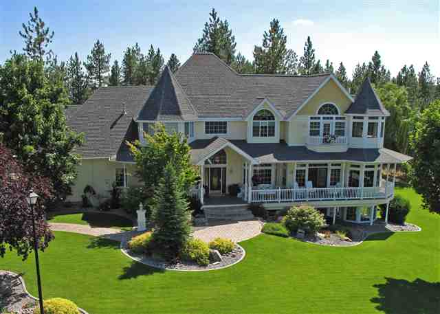 Spokane golf course homes for sale spokane homes for sale for Home builders in wa
