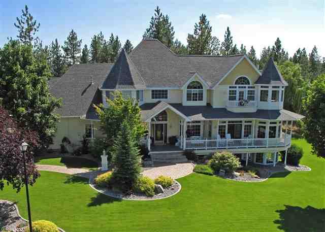 Spokane Golf Course Homes For Sale Spokane Homes For Sale